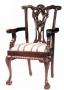 Židle - Shellback Chippendale Carver