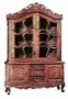 Cabinet Display Teak 2 Door