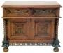 Noční stolek - Carved Cabinet 2 Doo