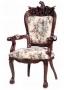 Židle - Eagle Chair Carver