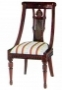 Židle - Side Chair with Neoclassic Carving