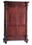 Cabinet with 2 Drawers 2 Door