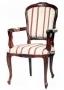 Židle - Rose Carved Carver