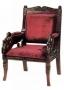 Křeslo - Swan Arm Chair