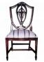 Židle - Shieldback Diner