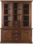 Laurens-sideboard with 2 drawers hutch