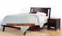 Postel - Antigua Panel Bed California King