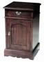 Noční stolek - Plain Door Cabinet A