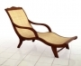 Leháklo - Capri Lounger Wicker