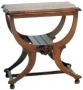 Sedák - Cross Frame Table