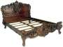 Postel - Bed Rococo King