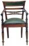 Židle - Raffles Chair LG