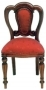 Židle - Admiralty Diner Back Upholstery Chair