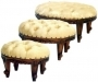 Victorian Stool Set Of 3 (Full Box)
