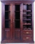 Laurens Display Cabinet with wine rack