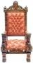 Křeslo - King Face Chair