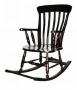 Houpací židle - Slatback Rocking Chair