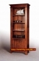 Bremen Open Bookcase 1 Door