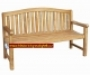 Java Bench 150 Oval Top