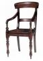 Židle - Railback Carver