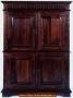 Java Cabinet 4 Doors