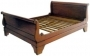 Postel - French Sleigh Bed King Middle East