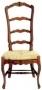 Židle - French Ladderback Diner