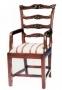 Židle - Ladderback Carver