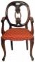 Židle - Chair Biola CL Carver