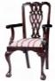 Židle - Stuart Chippendale Carver