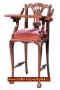Child Chippendale High Chair