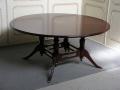 Jídelní stůl - kulatý 120cm