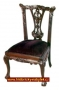 Mini Chippendale Side Chair 65 Cm