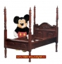 Mini Four Poster Bed
