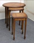 Sada stolů - ovál