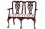 Židle - Chippendale 2 Seater Stuart