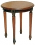 French Oval Livingroom Side Table