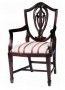 Židle - Shieldback Carver