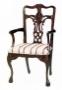 Židle - Chippendale Philadelphia Carver