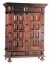 Skříň - Dutch Armoire Panel Doors