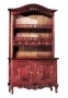 Open Front Bookcase