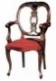 Židle - Irish Oval Carver