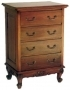 Chest Victorian Low 4 Drawer