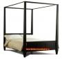Postel - Waimena Canopy Bed Queen