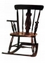 Houpací židle - Splatback Rocking Chair